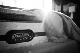 Beautyrest Black Luxury Ad Campaign: for Simmons