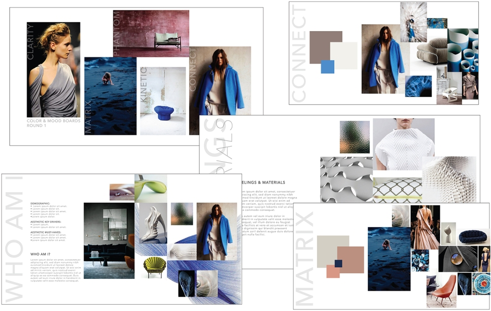 Product Development: Bedding / Product Personality & Theme Options