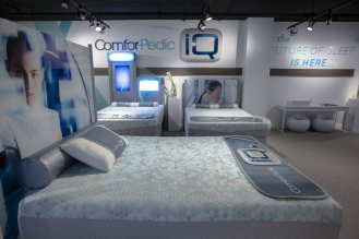 Simmons Bedding Company High Point Showroom: 2012