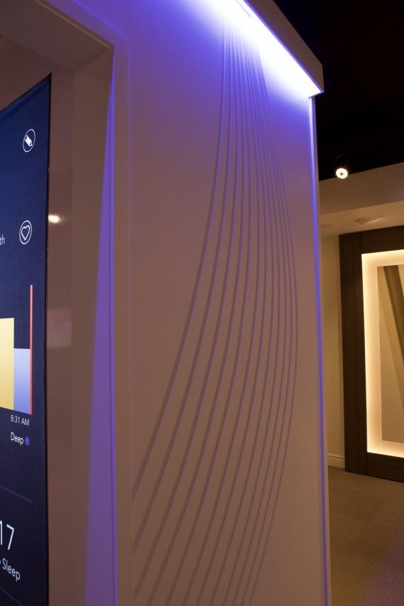 Simmons Bedding Company Las Vegas Showroom: 2017